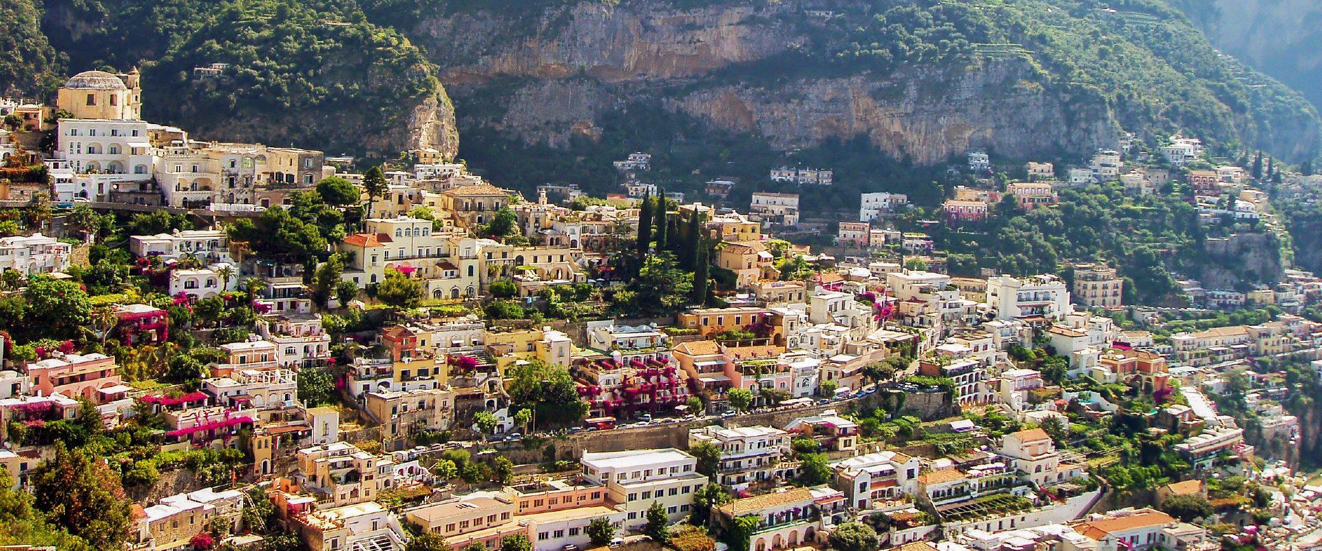 Un viaje por la costa Amalfitana