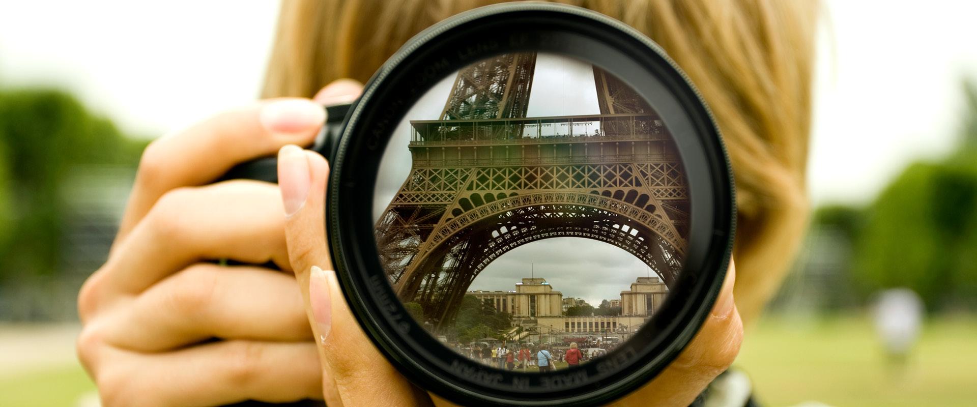 Cómo hacer buenas fotografías de viajes