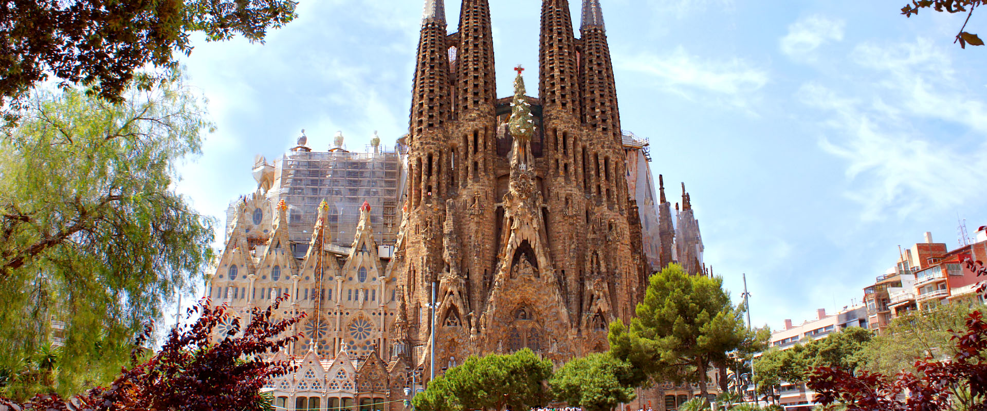 Barcelona a través de las huellas de Gaudí