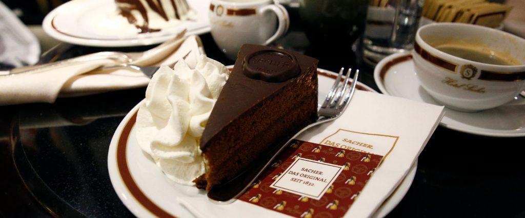 Viena a través de su tarta más famosa.