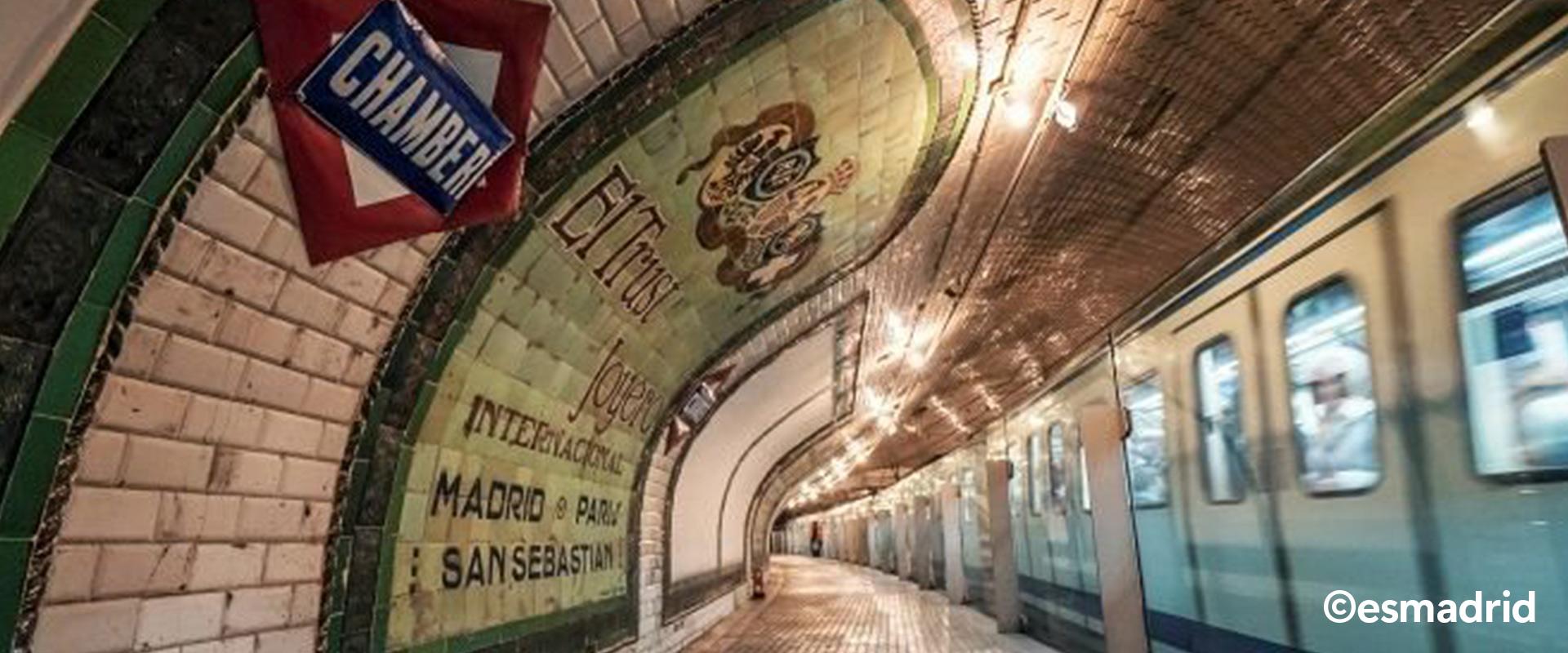 Descubriendo rincones poco conocidos de Madrid