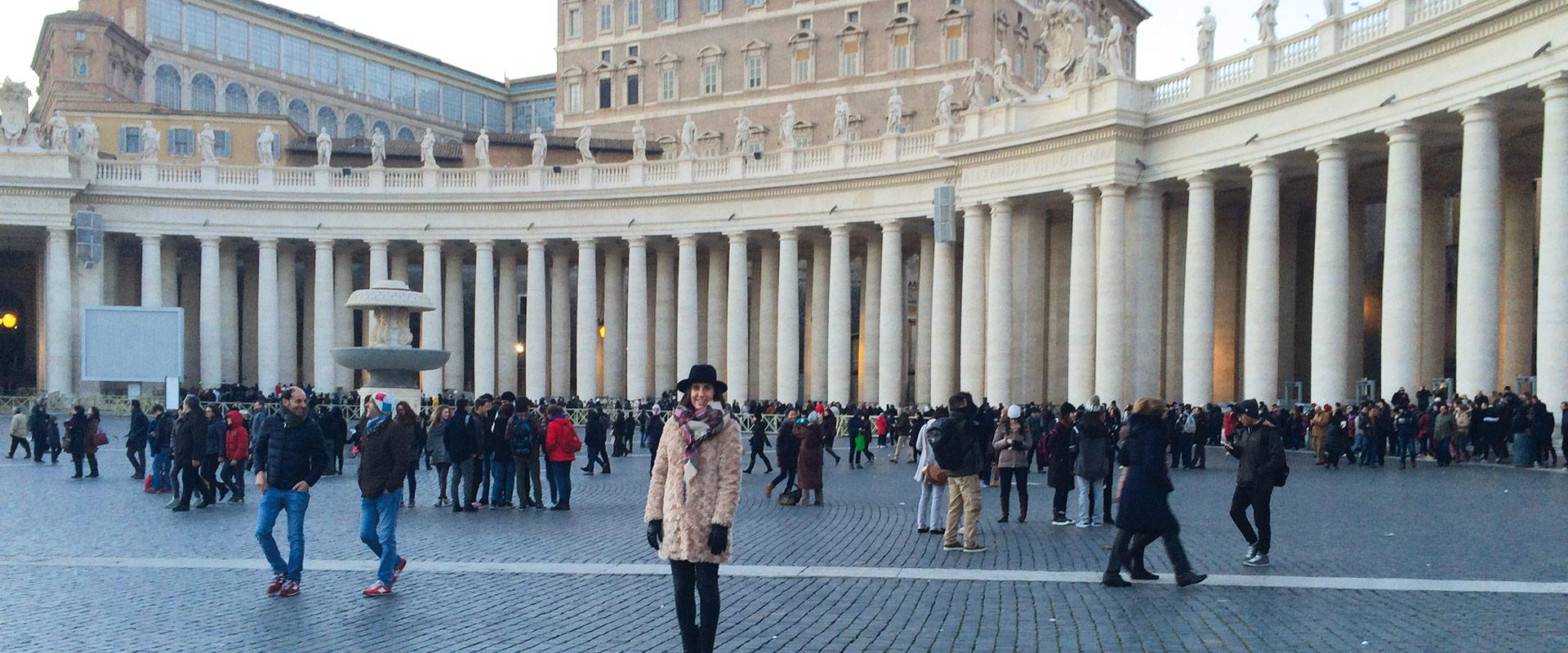 Carta de amor a Roma