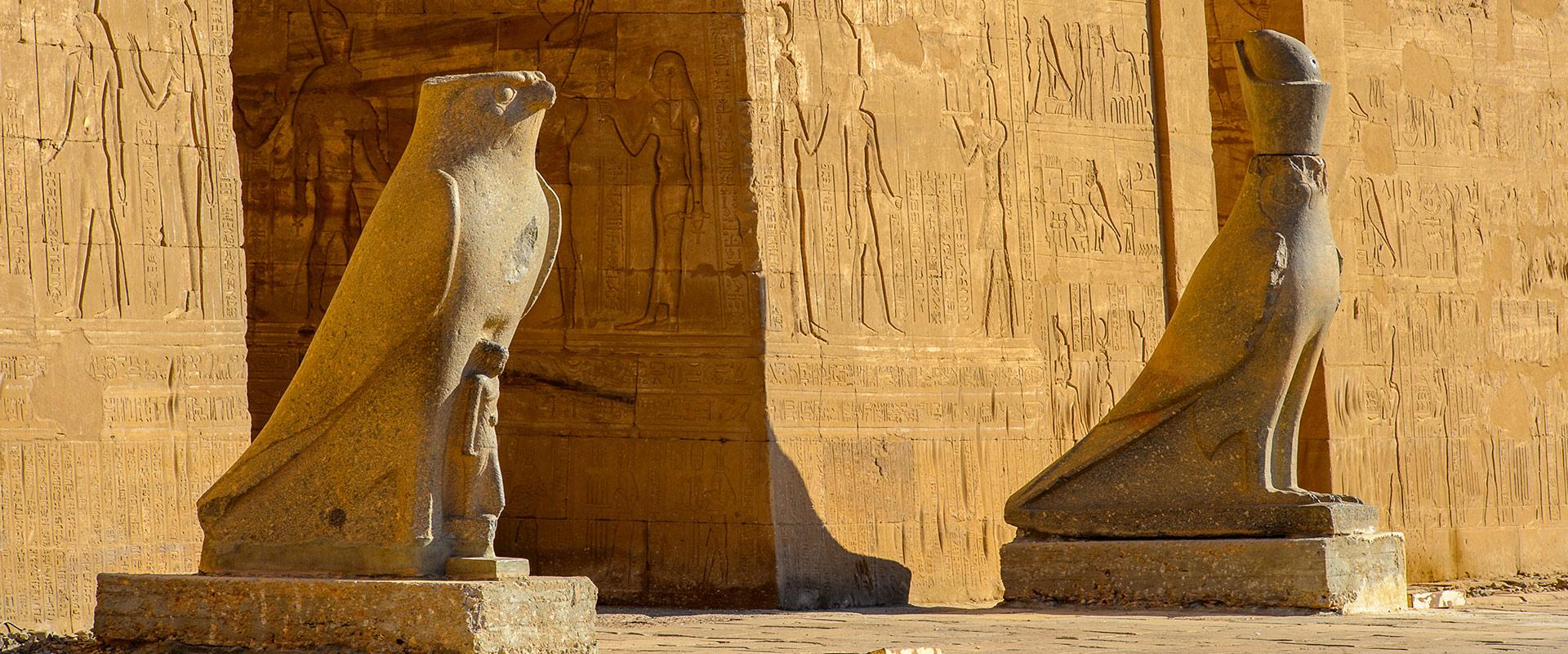 Los sitios que no te puedes perder en tu primer viaje a Egipto