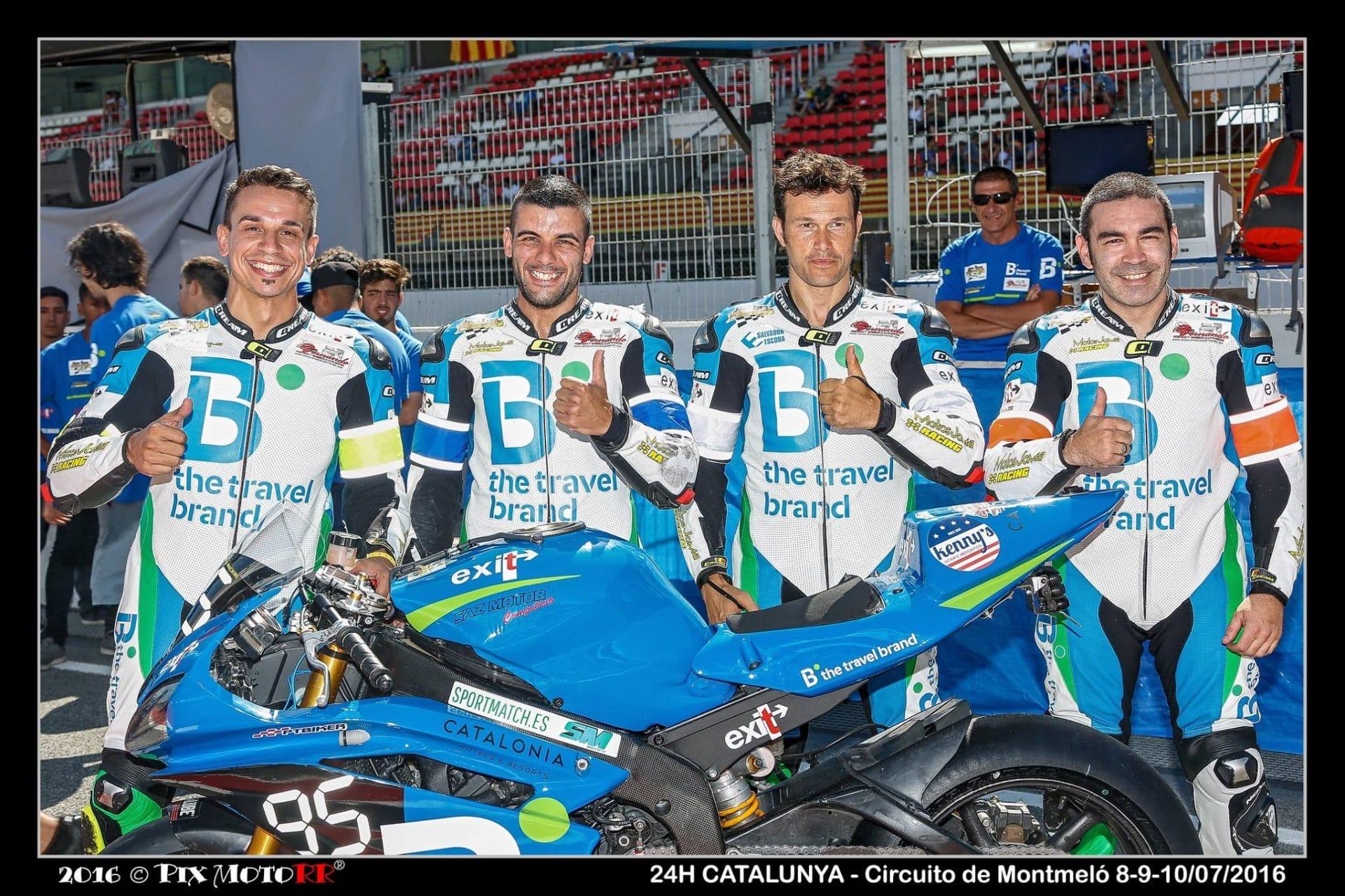 presentación equipo motociclismo