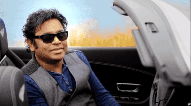 Proyección del largometraje Jai Ho; un films sobre A.R.Rahman