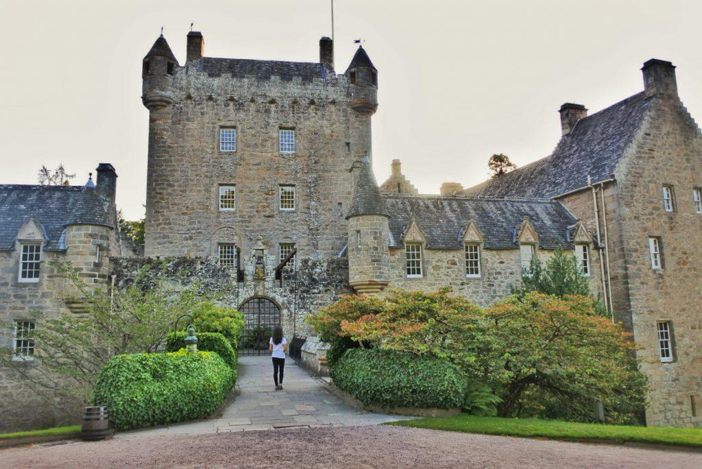 Castillo de Cawdor en Escocia