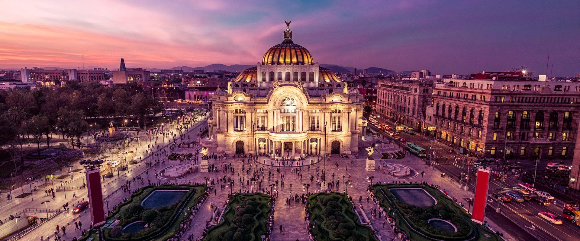 Ciudad de Mexico - Viajeros con B