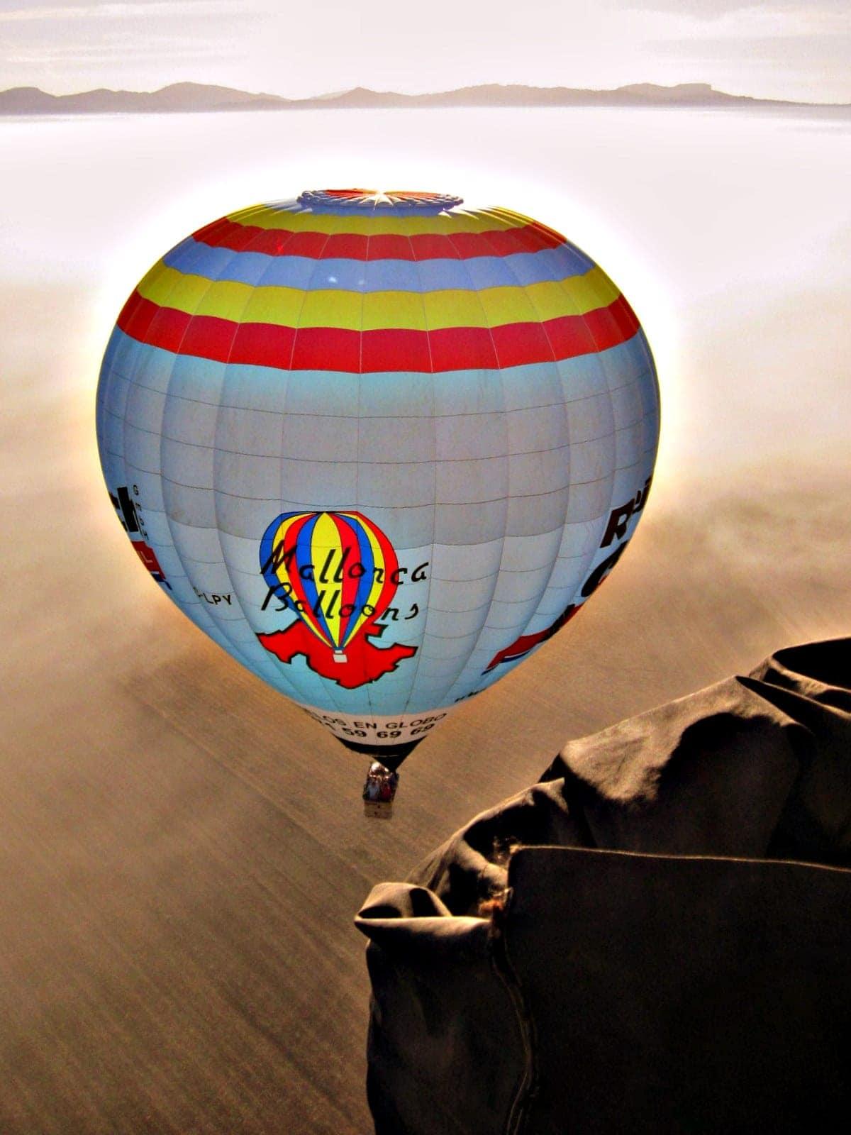 Viajar en globo. Toda una experiencia con Mallorca Balloons
