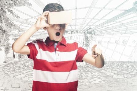 Viaja a través de la realidad virtual