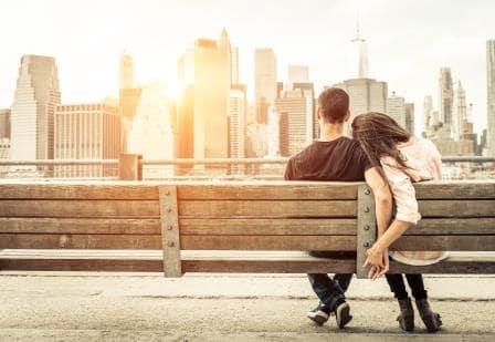 La luna de miel ideal para los urbanitas: Nueva York; Dubai y Europa.