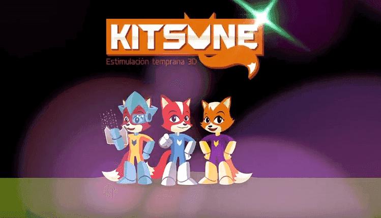 Kitsune; su primer viaje hacia la estimulación y aprendizaje
