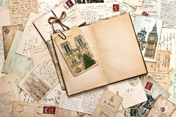 ScrapBooking. Hacemos nuestro diario de viaje