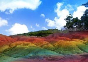 La tierra de los siete colores.