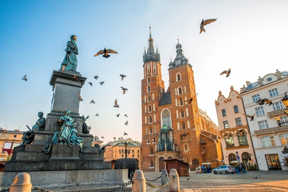 Las cinco escapadas perfectas en Semana Santa desde Palma-Cracovia