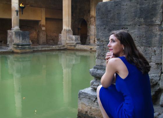 Espido Freire en Bath