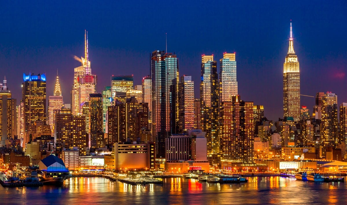 conociendo la arquitectura de nueva york