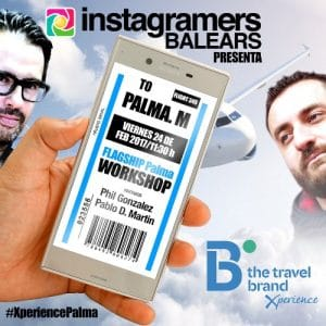 Curso de fotografía con Instagramers Balears