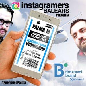 Curso de fotografía con Instagramers Balears (Sesión 1)