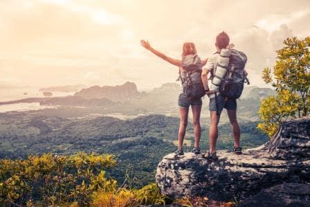 La luna de miel ideal para aventureros: Costa Rica; Japón; Kenia; Tanzania e India.