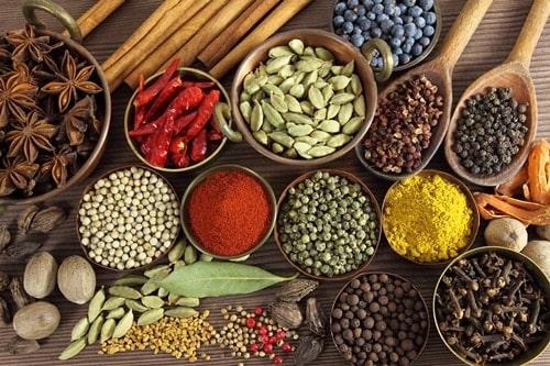 Taller de degustación de especias indias con Especias Crespí
