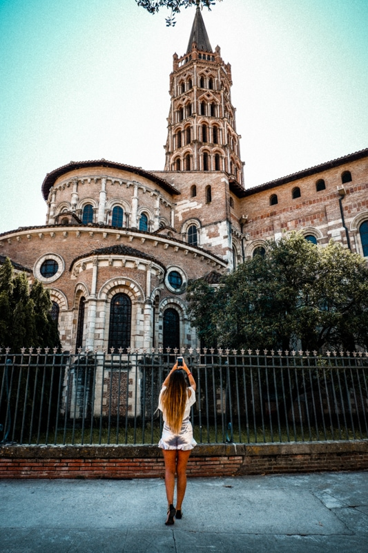 Toulouse - Viajeros con B