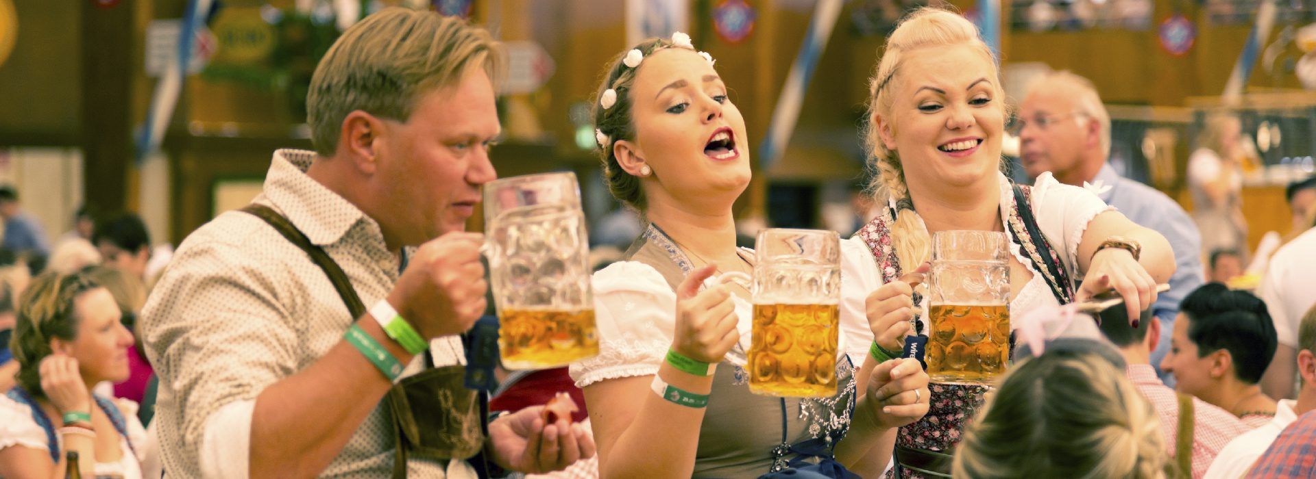 La Oktoberfest y mucho más que ver en Múnich