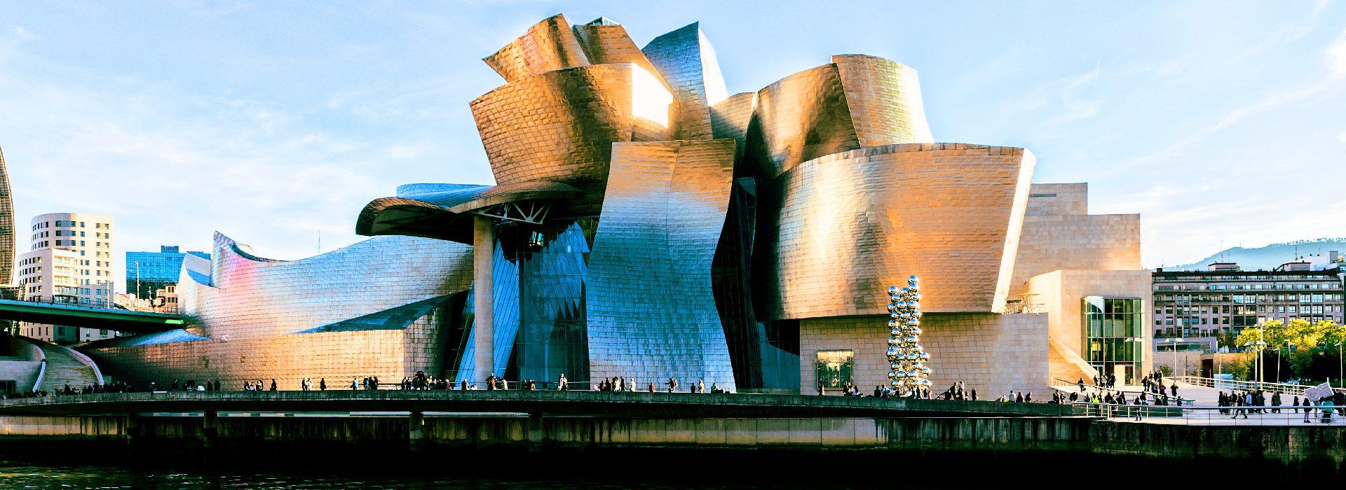 Escapada de fin de semana a Bilbao