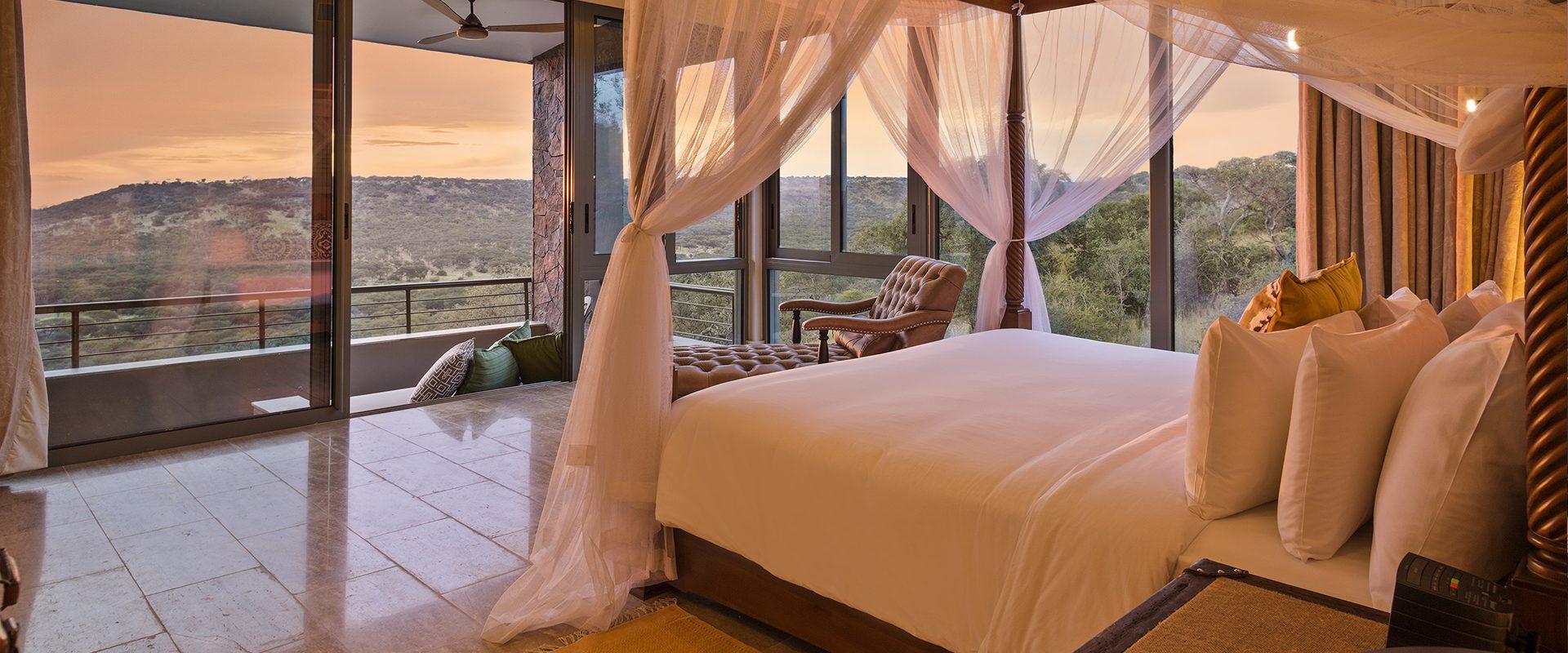 Un balcón al Serengeti