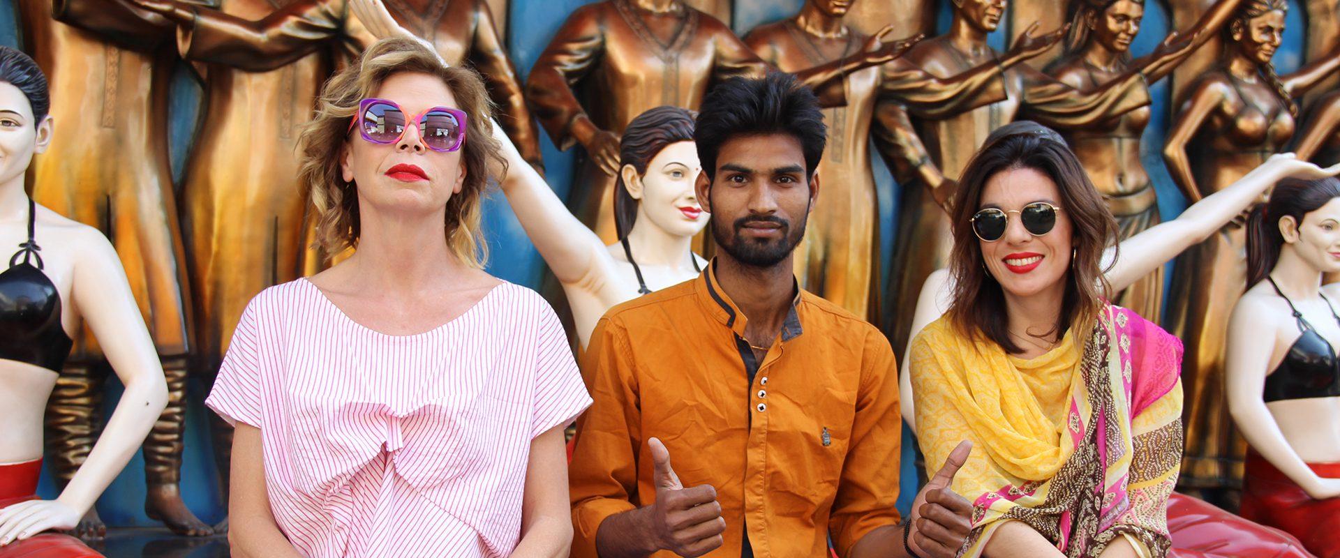 India - Viajeras con B