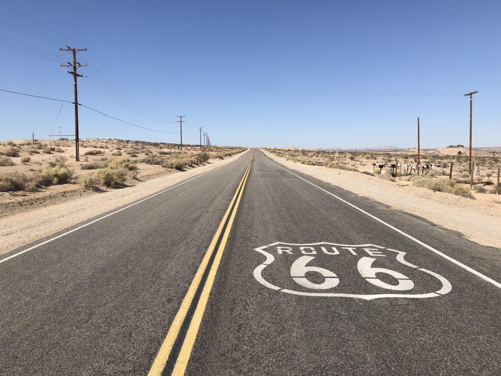 Preparación de la Ruta 66: primera parte