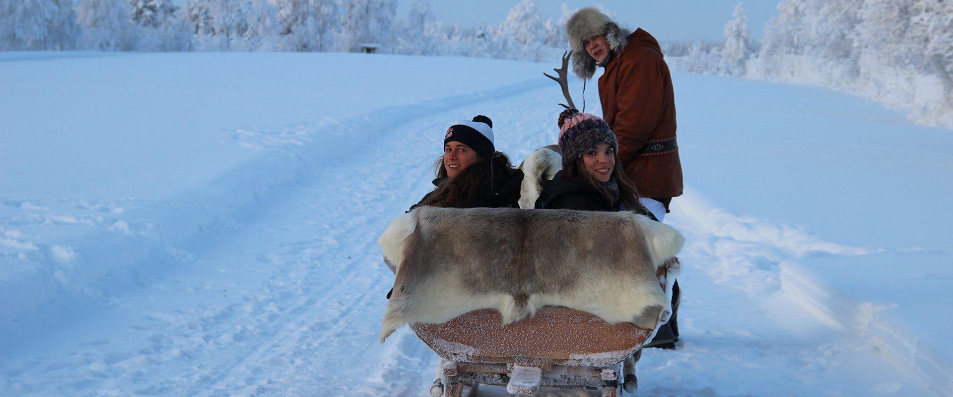 Laponia - Viajeras con B