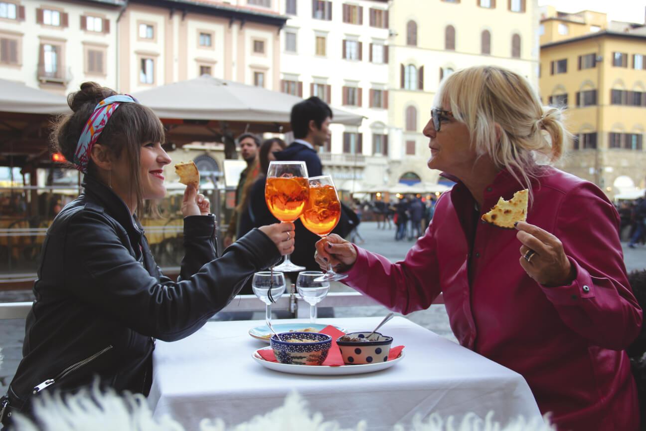 italia-brindando