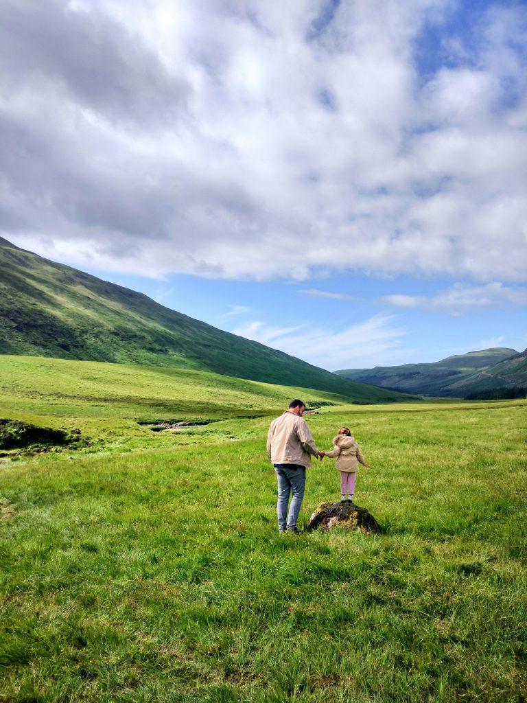 Glencoe en Escocia