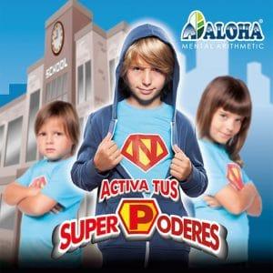 Entrena tus superpoderes con Aloha