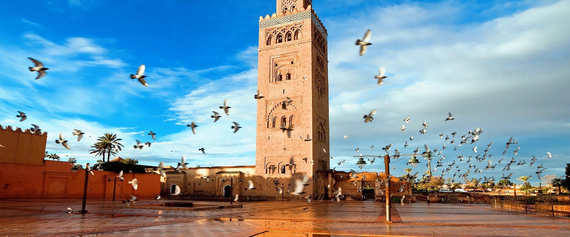 Marrakesch - Viajeros con B