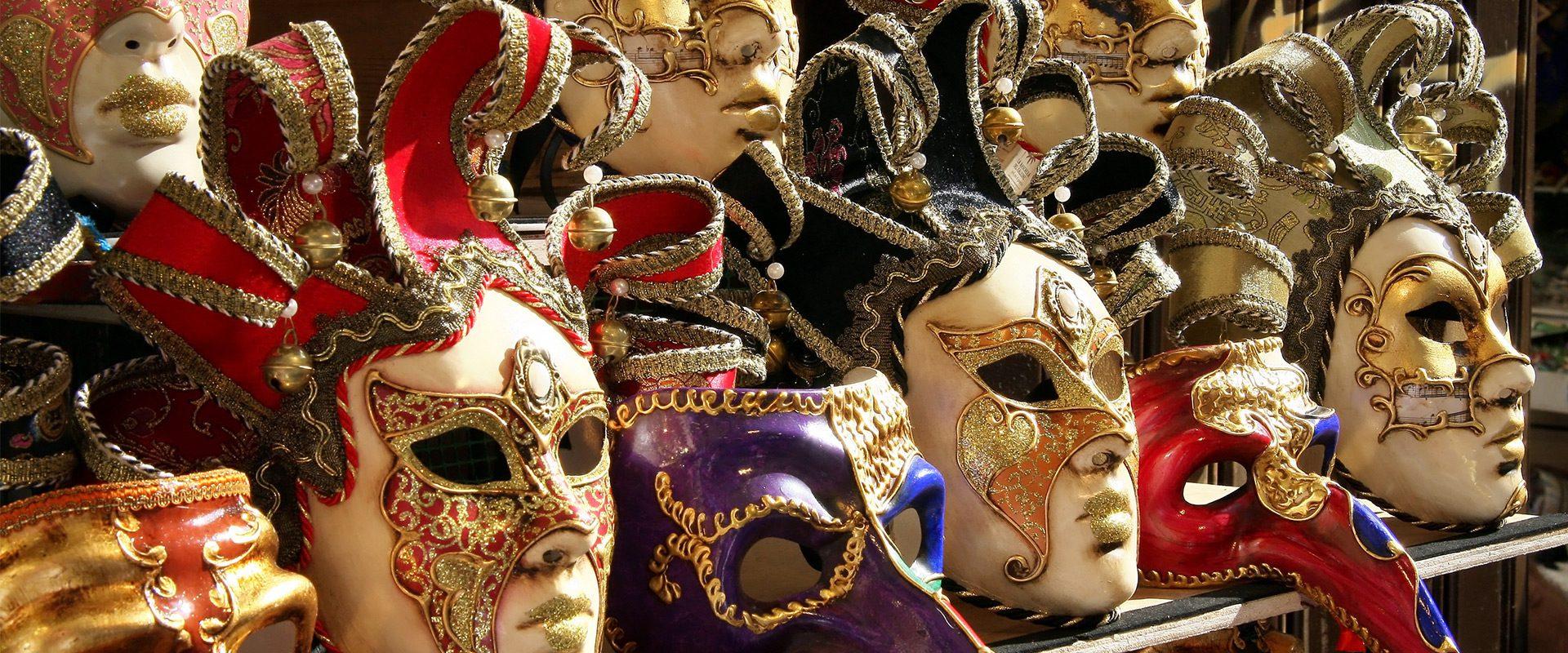 Guía para disfrutar del Carnaval de Venecia