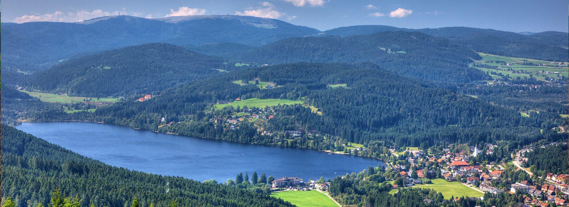 Descubre los paisajes de cuento de la Selva Negra de Alemania