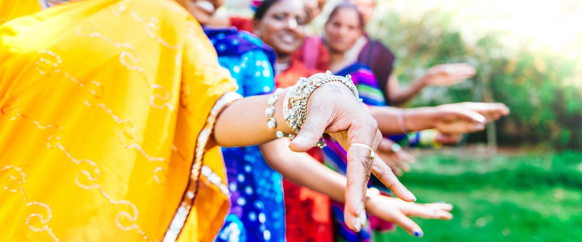 Bailarinas Bollywood, Mumbai