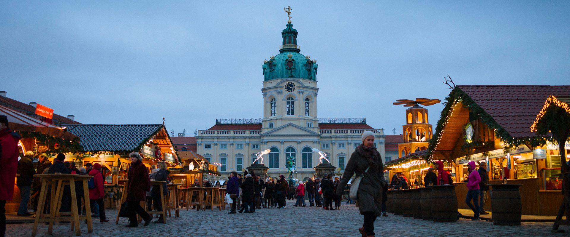 Los mejores mercadillos navideños de Europa
