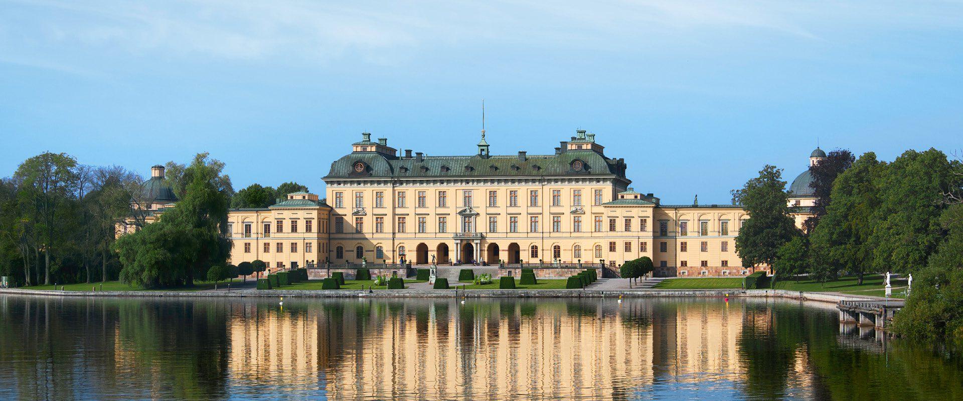 Palacio de Drottningholm - Viajeros con B - Estocolmo