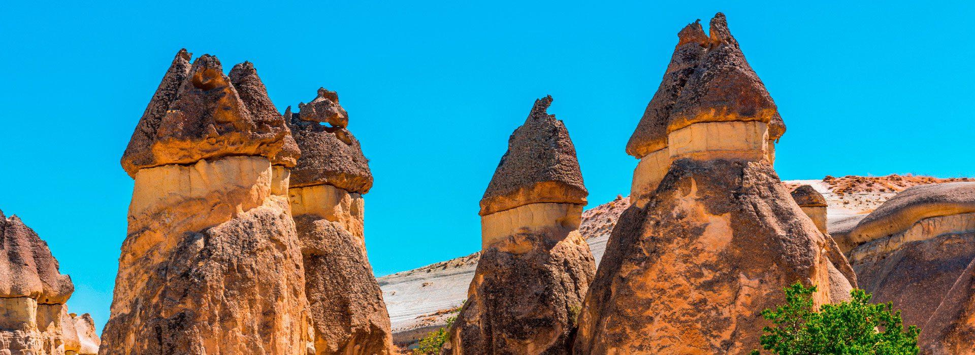 Capadocia: un lugar único en el mundo