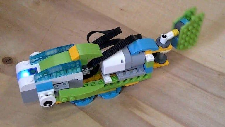 Mi primer robot con Lego