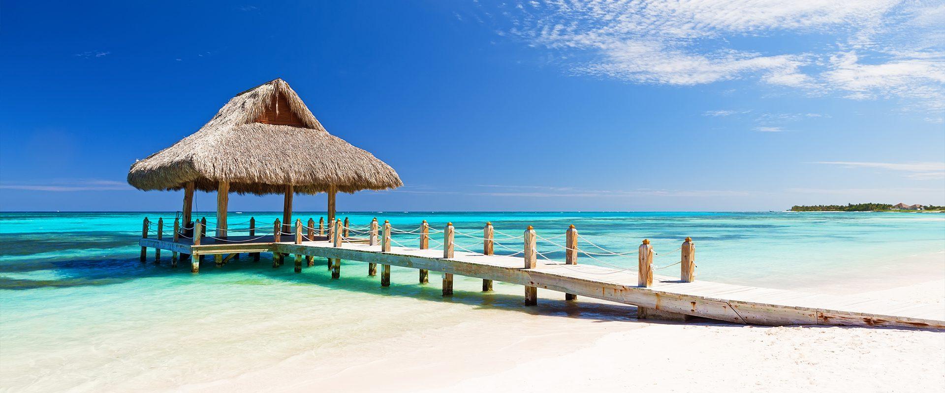Por qué soñamos con viajar al Caribe