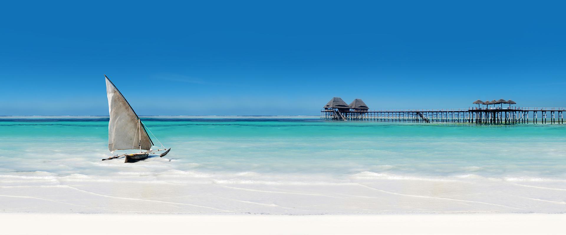 Postal desde Zanzíbar: buscando el turquesa perfecto en las cálidas aguas del océano Índico