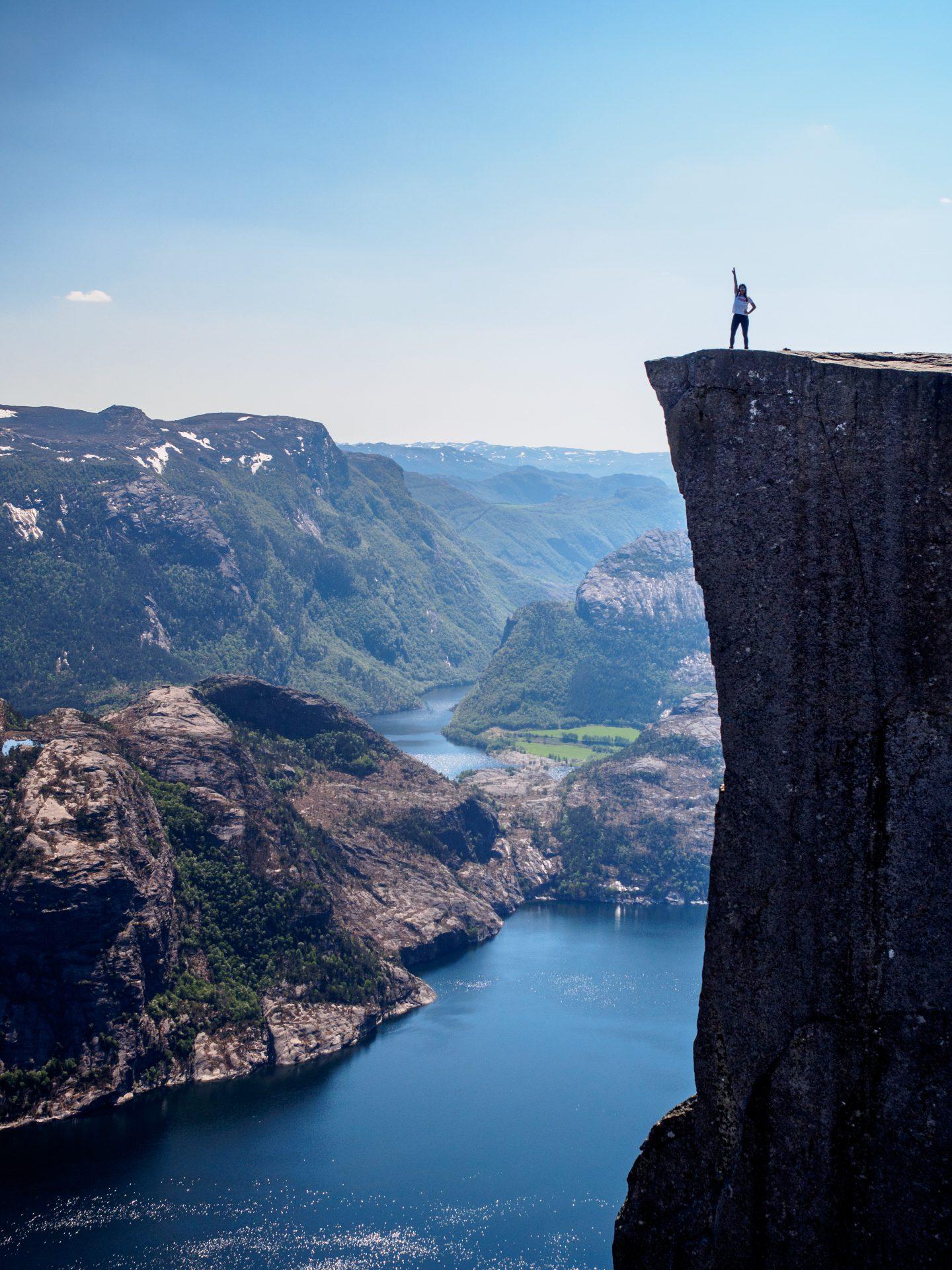 Fiordos noruegos - Viajeros con B