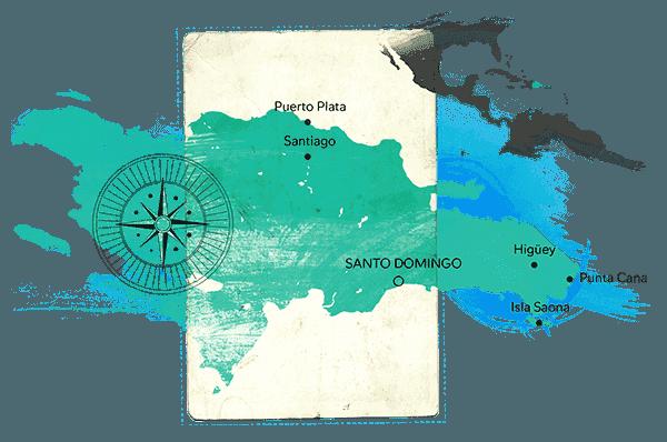 puntacana-mapa