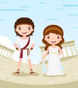 Grecia: Conocemos las culturas antiguas.