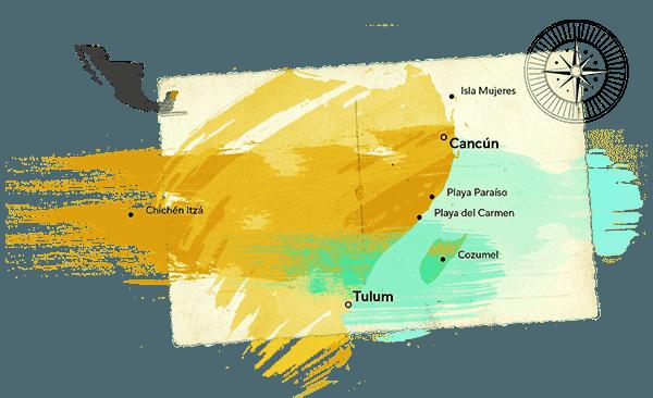 riviera-maya-mapa