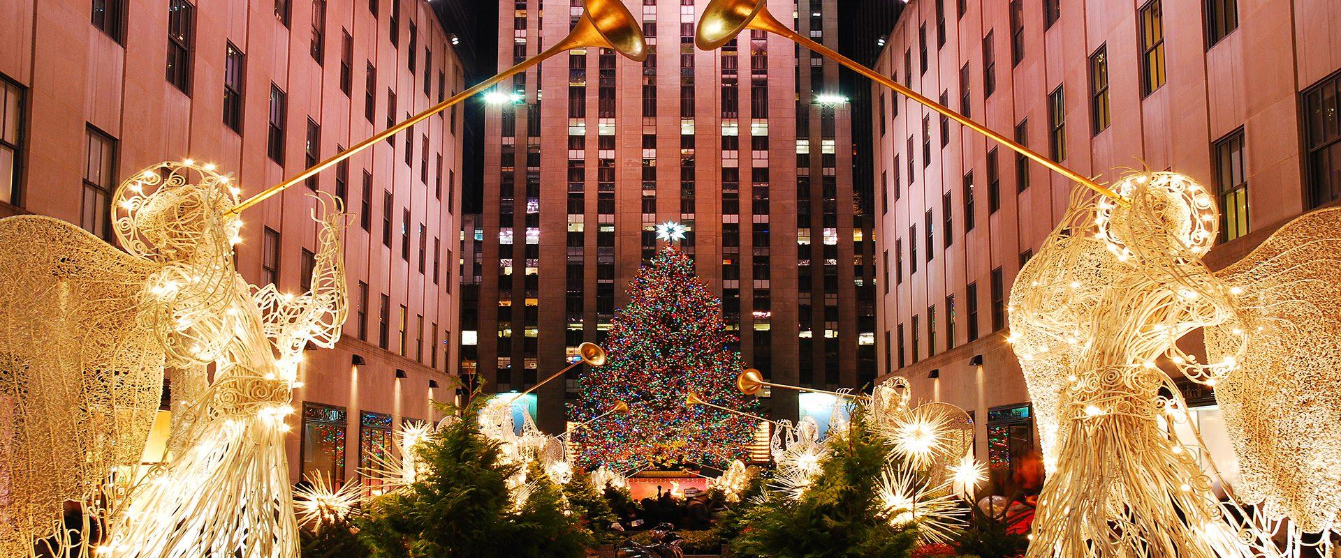Imprescindibles para esta navidad en Nueva York