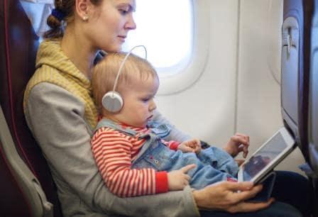 Viajar con tu bebé: la lactancia y el viaje.